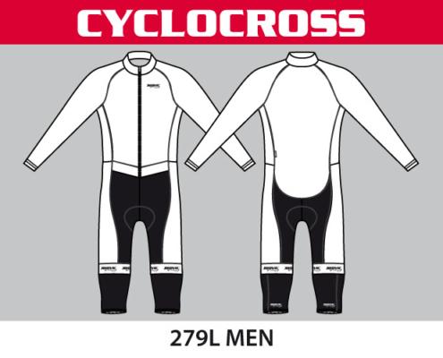 cyclocros suit