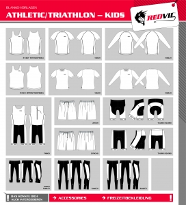 atletic triathlon kids