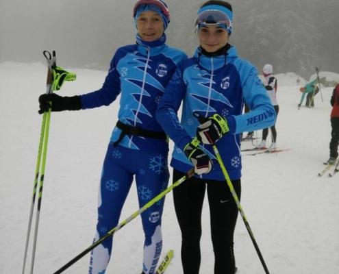 Ski cross-country wear TSV Leuna