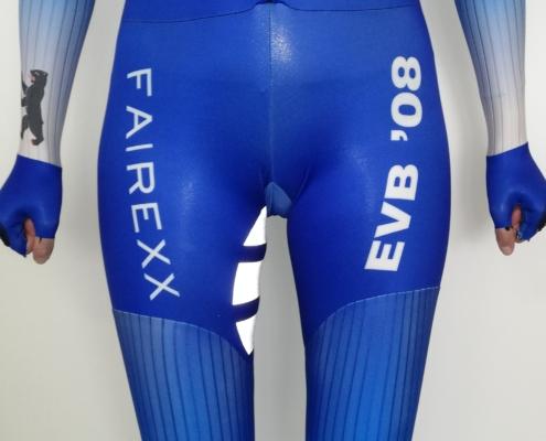 professional ice speed suit, mod. 2302
